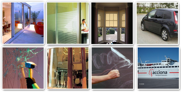 Productos de BCN Window Films, s.l.